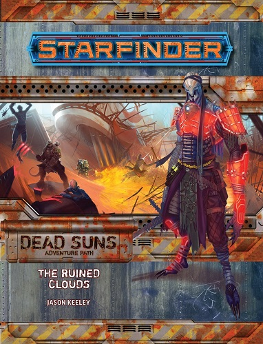 Starfinder Adventure Path: Dead Suns 4/6