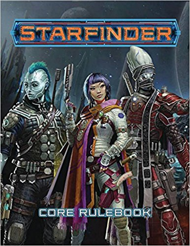 Starfinder GM Kit