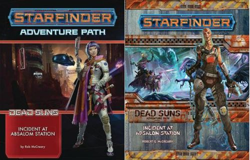 Starfinder Adventure Path Dead Suns (1-of-6) Incident at Absalom Station