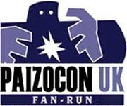 PaizoCon UK Logo