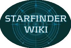 Starfinder Wiki Logo