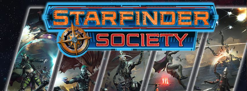 Starfinder Society Role Playing Guild